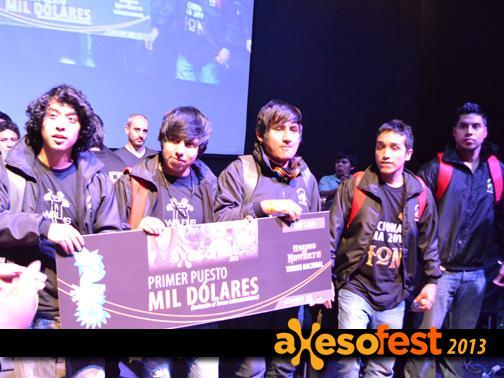 Axeso Fest Torneo Hon