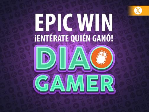 dia gamer ganador
