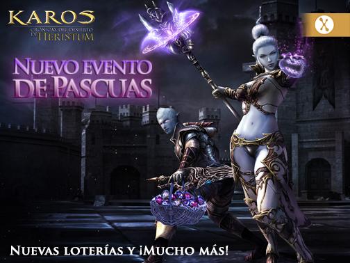 Karos: online MORPG