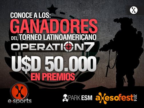 Torneo argentina latinoamericano op7 oficial